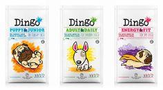 Dingo • Pet Food Packaging