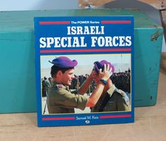 Israeli Special Forces by Samuel M. Katz • 1993 • Vintage Paperback Book • The Power Series Motorbooks International by 13thStreetEmporium on Etsy