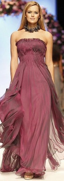 SAHER DIA  COUTURE  SPRING-SUMMER 2014