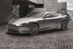 """Cette Aston Martin DB9 Bond Edition commercialisée à seulement 150 exemplaires dans le monde aura une peinture spécifique """"Spectre Silver"""""""