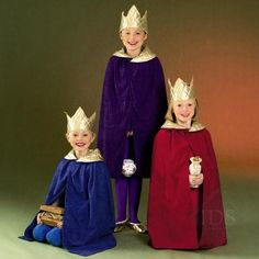 The 3 wise men. Trunk or Treat theme?