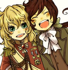 The Rose of Versailles images Fan Art wallpaper photos