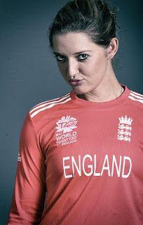 GauravkeBlog: Most Beautiful Female Cricket Player
