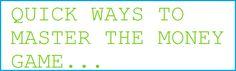 http://buildingabrandonline.com/netblogger/quick-ways-to-make-money/