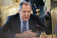 Lavrov: Západ viní Rusko z krachu své politiky na Ukrajině