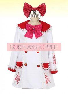 Tokyo Disneyland Duffy Cosplay Costume Disney Cosplay Costumes, Cosplay Wigs, New York Office, Tailor Shop, Tokyo Disneyland, Duffy, Red Apple, Top Stitching, Lolita Fashion