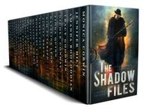 The Shadow Files: A Limited Edition Collection of Supernatural Suspense Novels Thriller Books, Mystery Thriller, Gone Series, Relic Hunter, Deadly Creatures, Cloak And Dagger, Mystery Books, Book Show, Book Publishing