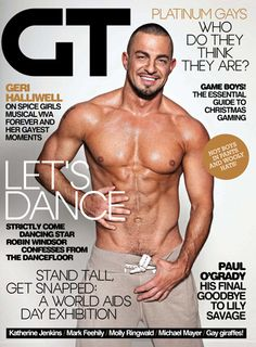 Gay Times - Robin Windsor January 13