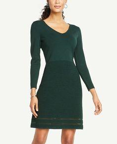 Chevron Stripe Flare Dress Loft Dresses Jumpsuit