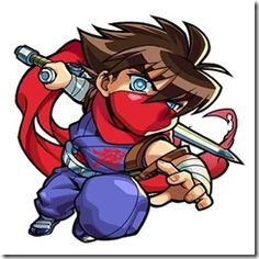 Street Fighter x All Capcom - Strider Hiryu