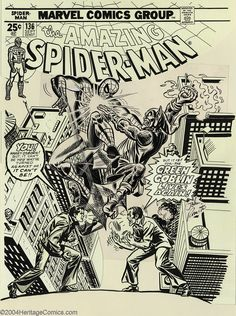 The Amazing Spider-Man #136 John Romita Sr.
