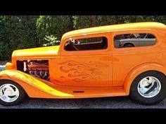 1934 Chevrolet Sedan Sedan for sale Vintage Cars, Antique Cars, Pompton Lakes, Chevy Hot Rod, Chevrolet Sedan, Hobby Cars, Car Photos, Old Cars, Rigs
