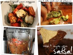 Tino's easy salsa!