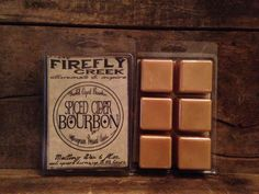 6oz. Aroma bar-Melting Wax scented in Spiced Cider Bourbon on Etsy, $5.00