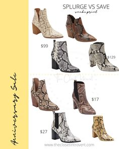 snake booties for fall and winter style Hot Tickets, Nordstrom Sale, Barefoot Dreams, Wrap Cardigan, Look Alike, Anniversary Sale, Dupes, Winter Style, Snake