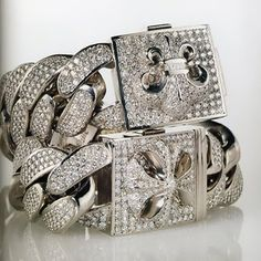 I don't really like watches but I would definitely wear this watch Silver Accessories, Silver Jewelry, Fashion Accessories, Fashion Jewelry, Chrome Hearts Ring, Bone Jewelry, Chains For Men, Bracelets For Men, Jewelery