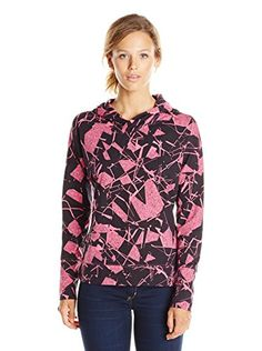 www.myhabit.com  Abstract print hooded pullover with long sleeves in a relaxed fit