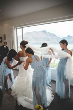Queenstown, New Zealand Wedding - Planning by Simply Perfect Weddings - Photos by Jim Pollard Goes Click