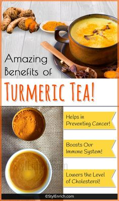 #TurmericTeaBenefits That Do Wonders for Your Health and Beauty!  https://stylenrich.com/turmeric-tea-benefits/ - StylEnrich - Google+