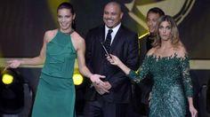 | Ellas también brillaron en la Gala - Yahoo Eurosport ES