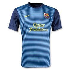 wholesale Barcelona Blue Tranning T-Shirt Replica