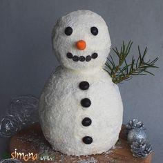 Tort Om de Zapada – Tort alb cu crema de lamaie Torte Recepti, Snowman, Outdoor Decor, Home Decor, Decoration Home, Room Decor, Snowmen, Home Interior Design, Home Decoration