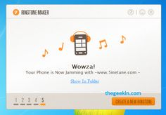 """Have you tried a lot of applications to make ringtones for your Smartphone? But nothing helped you at that momentL! Now here is Ringtone maker just only """"381.86KB"""" Less than .5MB!    [alert style=""""green""""] A Quick Overview: [/alert]    Name: Ringtone Maker    Develope"""