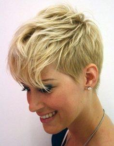 Short Edgy Undercut Hairstyles
