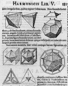 Kepler's Harmonics