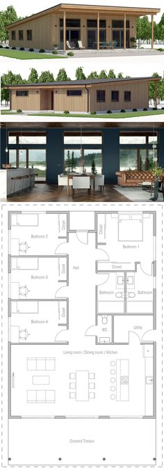 Planta de Casa, Casa, Planos de Casa