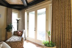 Functional Drapes