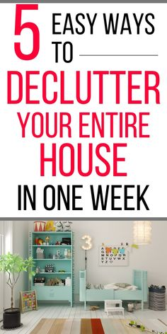 How to declutter when you're overwhelmed by the mess. Decluttering tips for hoarders. How to declutter your home when the mess is crippling. Decluttering tips for hoarders. How to declutter and organize your life.