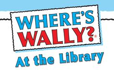 Where's Wally? PDF of library skills packet - probably work with the P7 transition group
