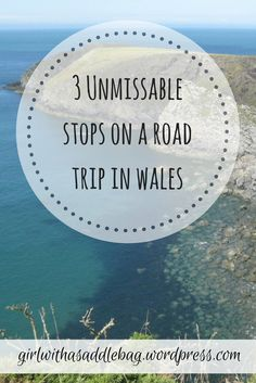 3 unmissable stops on a road trip in Wales. Don't miss the Gower, the Pembrokeshire coastal path and Snowdonia with our guide to the highlights.