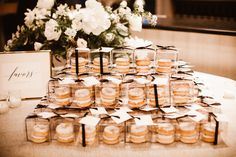 We can't get enough of this stunning wedding from earlier this season held at Stratus Vineyards, a state-of-the-art winery, in Niagara-on-the-Lake that was photographed by husband and wife team Jenny and Shane of Reed Photography. Affordable Wedding Favours, Elegant Wedding Favors, Beach Wedding Favors, Wedding Favors For Guests, Wedding Souvenir, Wedding Ideas, Nautical Wedding, Wedding Decor, Wedding Planning