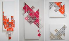 Geometric Pattern Love!