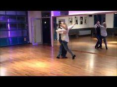 Walzerfolge Breitensport - Workshop - Langsamer Walzer - YouTube