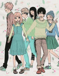 Orange by Takano Ichigo || I love this manga so much I almost cried