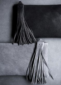 Gray hued clutches