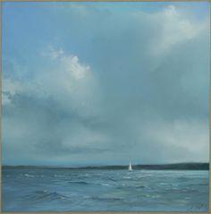 Weites Glück (I)30x30 cm, 2011