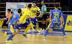 TIEMPO DE DEPORTE: El Gran Canaria FS  empata ante el Jumilla