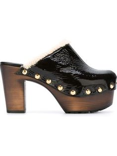 studded clogs