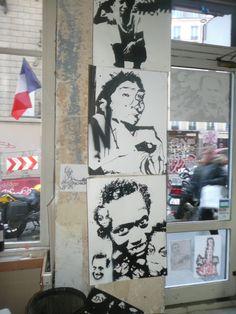 EXHBIT PARIS END COZE BORDEL ISSUZ