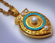 Faberge Eggs, Antique & Vintage Jewelry, Genuine Russian Antiques