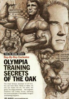 PART 1: Training Secrets Of The Oak