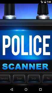 PC Software & Mobile Apps: Police Scanner