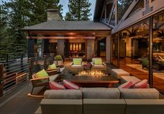 17 Fancy Outdoor Patios For Your Utmost Relaxation - Top Inspirations
