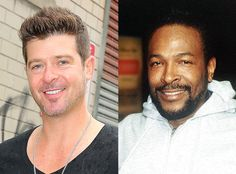 ''Blurred Lines'' Verdict: Robin Thicke & Pharrell's Song Did Infringe on Marvin Gaye Classic, Jury Awards Millions in Damages  Robin Thicke, Marvin Gaye