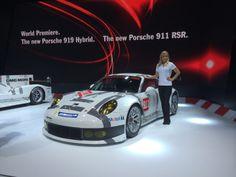 Porsche fortsætter udviklingen inden for hybrid biler