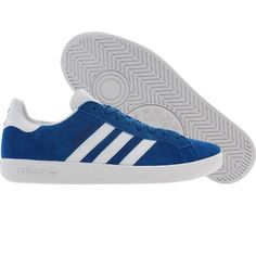 new product 78034 456d2 Adidas Grand Prix shoes in dark royal, white, and university red